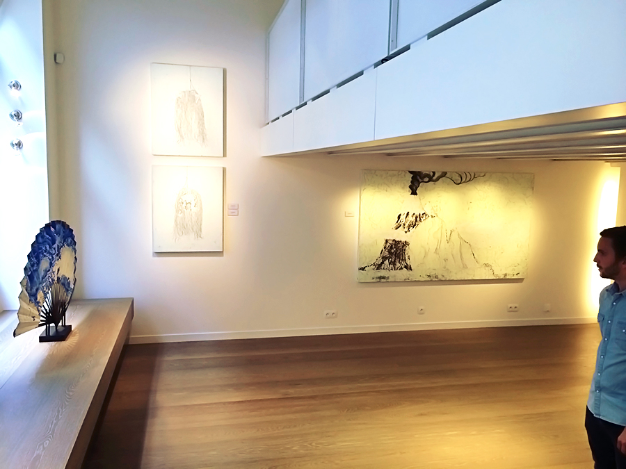 Christian Liaigre Exhibition 4
